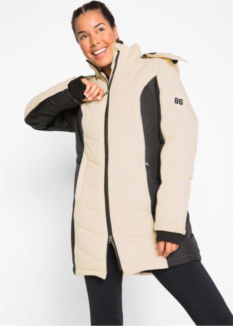 Функциональная стеганая куртка