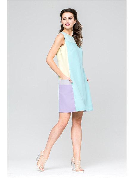 Платье Crayon