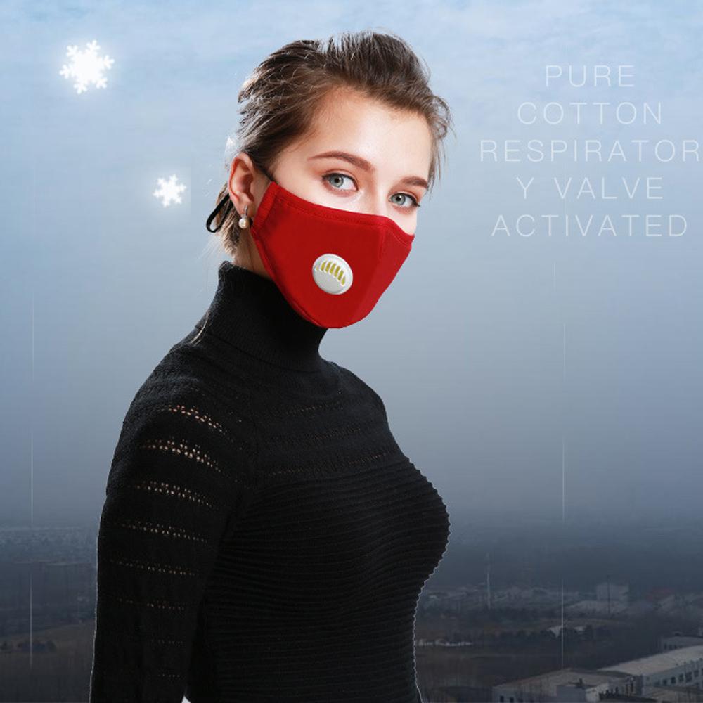маска с клапаном из алиэкспресс